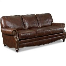 Leather sofa for Condo