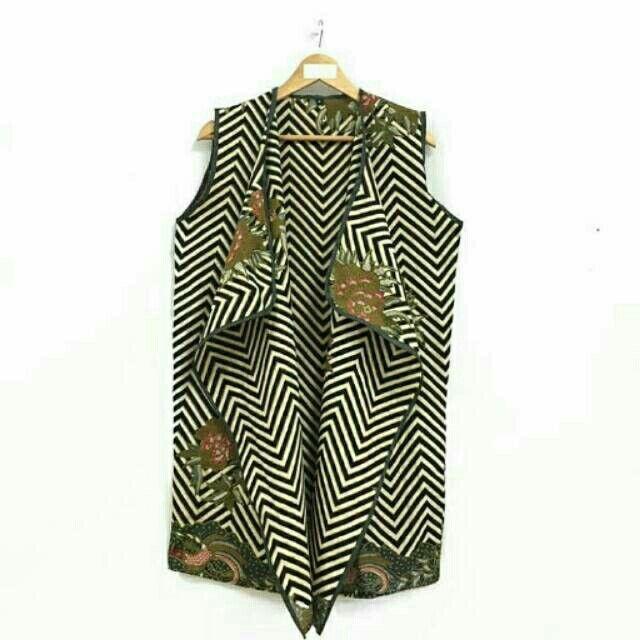 Saya menjual Outer batik seharga Rp119.000. Dapatkan produk ini hanya di Shopee! https://shopee.co.id/nurika.batik/212988651/ #ShopeeID