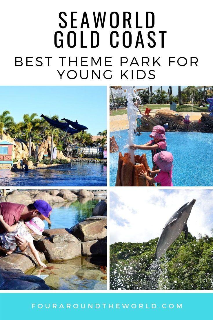 Seaworld Gold Coast The Best Theme Park For Toddlers Sea World Australia Vacation Gold Coast