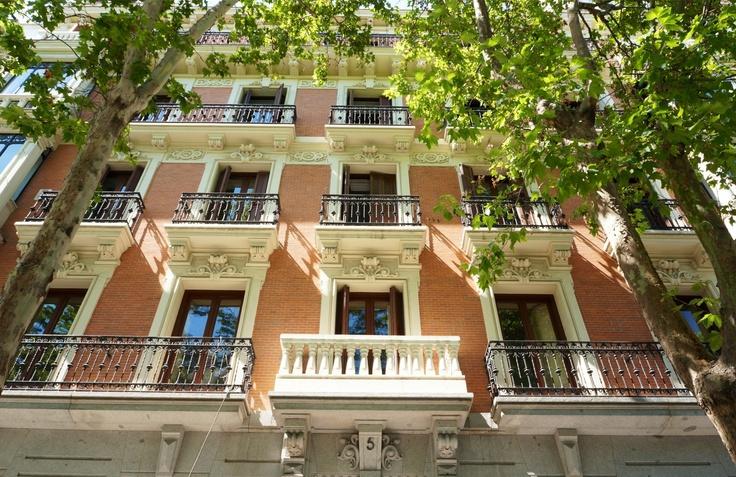 Hotel Petit Palace Lealtad Plaza http://www.petitpalace-lealtadmadrid.com/