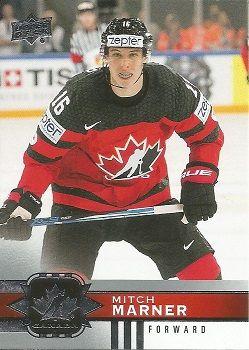 2017-18 Canadian Tire Mitch Marner hockey card