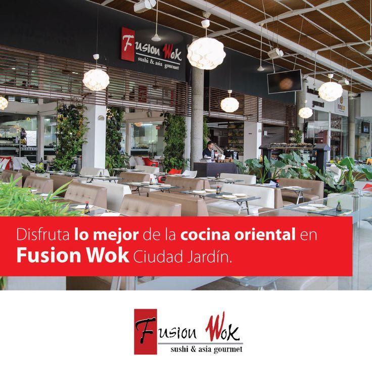 Avenida San Joaquín Plaza Comercial Las Velas Carrera 105 No.15B – 45. #ciudadjardin#calico#colombia#fusionwok#asiagourmet