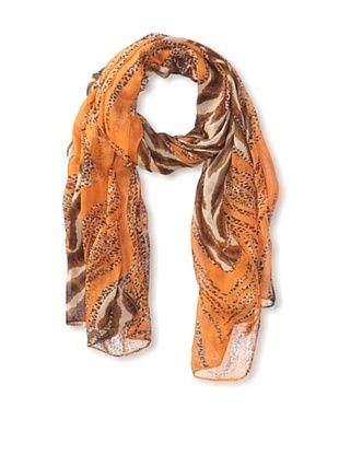 53% OFF Amrita Singh Women's Jisabel Scarf, Orange