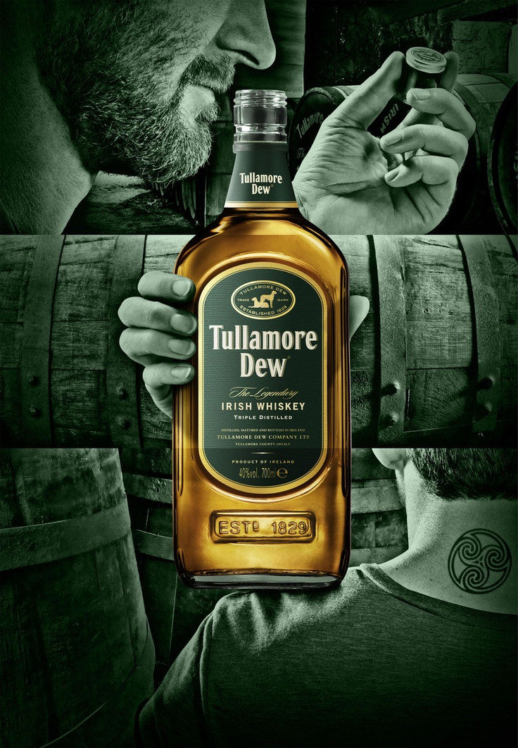 18 Best Tullamore Dew Images On Pinterest Bourbon