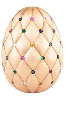 Queen Elizabeth II Jubilee Fabergé Egg. Inspiration for my painted Easter eggs