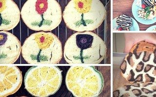 Des gâteaux splendides! - Amaury Guichon est un jeune pâtissier français qui vit aux Etats-Unis. Il propose de nombreux gâteaux, plus originaux les uns que les autres ! Ca donne envie de partir à Las Vegas tout ça...