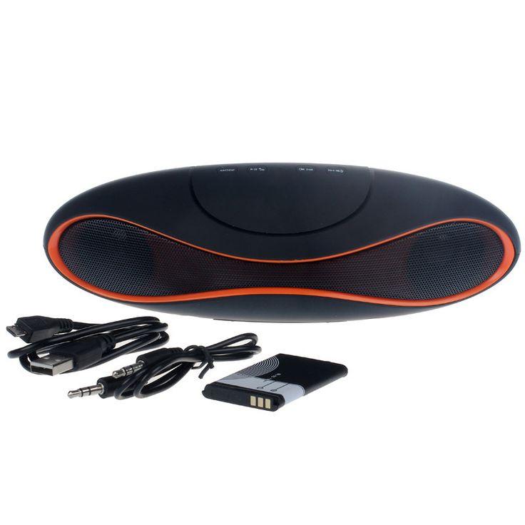Snowshine3 #3001 Hifi Drahtloser Bluetooth Lautsprecher Mit Mikrofon Super Bass Für Smartphone kostenloser versand