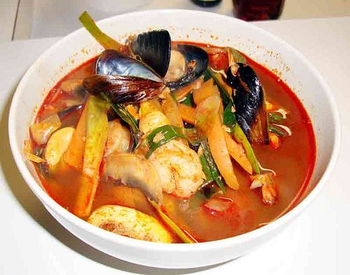 jjamppong recipe korean star pinterest korean food recipes korean and noodle