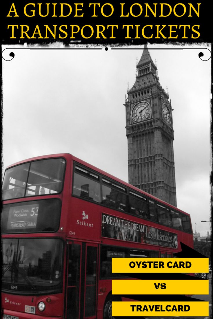 Oyster Card or Travel Card? Learn about the best travel ticket to buy when you visit London