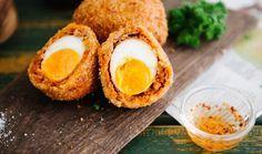Make This Longganisa Scotch Egg for World Egg Day - Pepper.ph