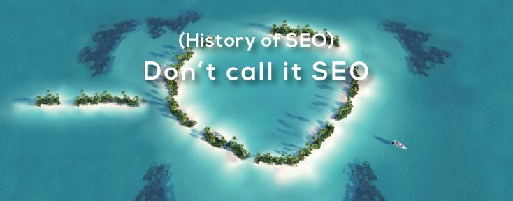 Don't call it SEO.At least, NOT in the sense of a decade ago. A challange? Sure…