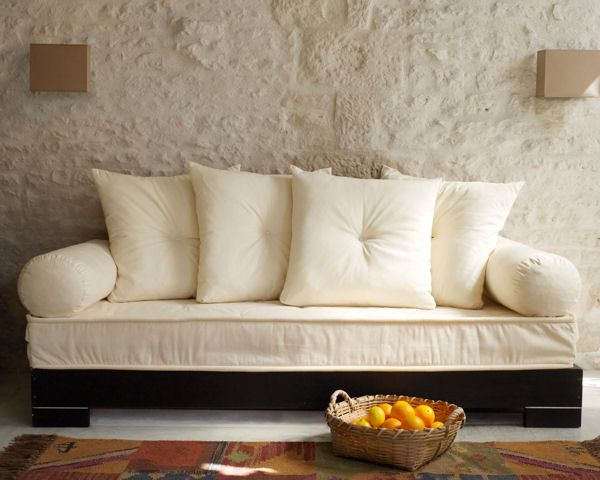 Banquette convertible fly lit highland fly with banquette convertible fly canap sitt for Banquette sahel