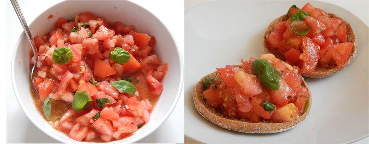 buschetta recipe http://blacksalad.net/