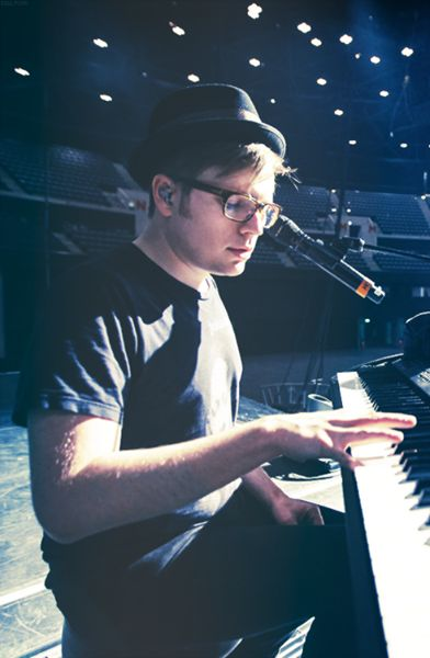 One of my most favouritest people ever... Patrick Martin Stump, we thank you for your beautiful voice and talent of music