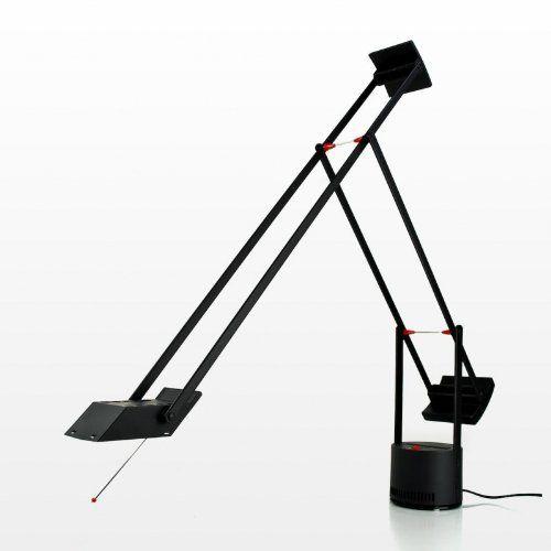 Artemide A005015 Tizio 35 Table Lamp Black By Artemide