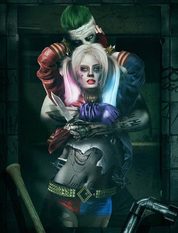 Suicide Squad: Harley & Joker   Harley Quinn   Pinterest ...