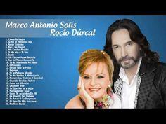Rocío Dúrcal y Marco Antonio Solís sus Mejores Éxitos Grandes exitos - YouTube