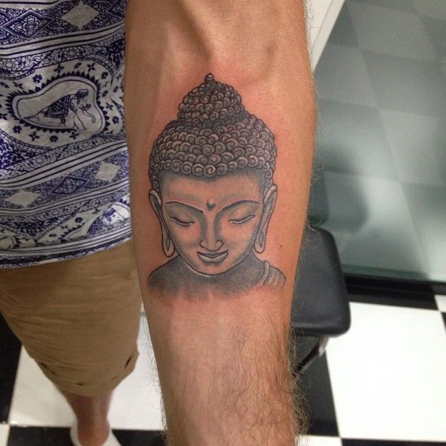 120 Mystical Buddha Tattoo Designs And Meanings nice  Check more at http://fabulousdesign.net/buddha-tattoos-meanings/