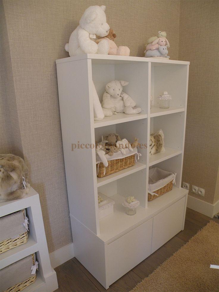 Elena Tablada y David Bisbal ha escogido la colección CONTEMPORANEO de Piccolo Mondo para decorar la habitación de su hija