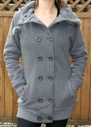 Kaufe meinen Artikel bei #Kleiderkreisel http://www.kleiderkreisel.de/damenmode/mantel/47502908-sweatshirt-jacke-outdoor