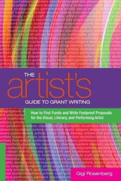 The Artists Guide to Grant Writing is designed to transform readers from starving artists fumbling to get by into working artists who confidently tap into all the resources at their disposal. Written