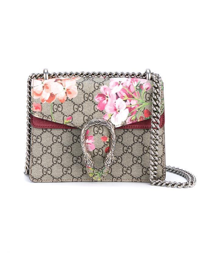 GUCCI | Dionysus Blooms Mini Shoulder Bag