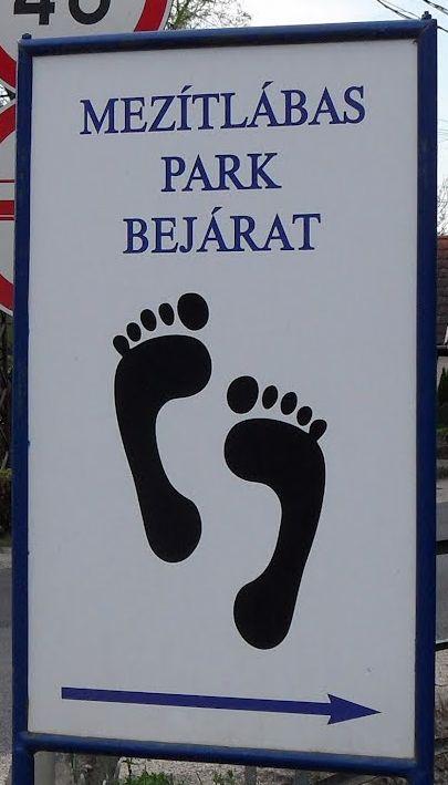 Mezítlábas park, tanösvény (Tabajd) http://www.turabazis.hu/latnivalok_ismerteto_4614 #latnivalo #tabajd #turabazis #hungary #magyarorszag #travel #tura #turista #kirandulas