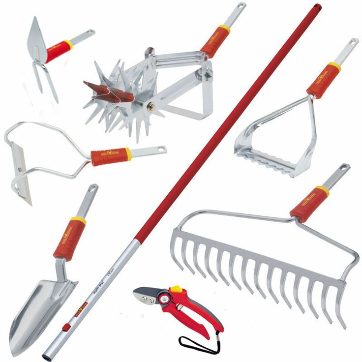 87 curated gardening ideas by maineagrability gardens for Garden implements tools