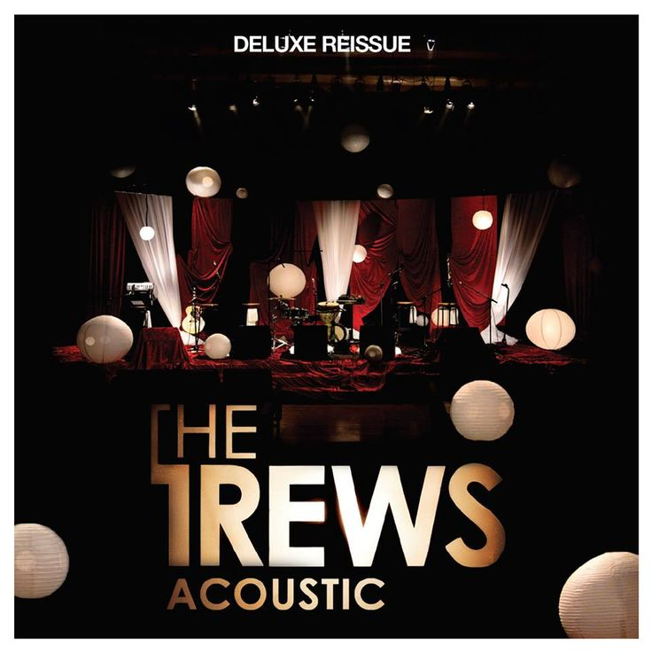 """Friends & Total Strangers"" by the Trews has been re-released today. The deluxe re-issue has been completely remastered and has four new songs on it from the same sessions recorded for the original release. You can find more information on the Trews' website!"
