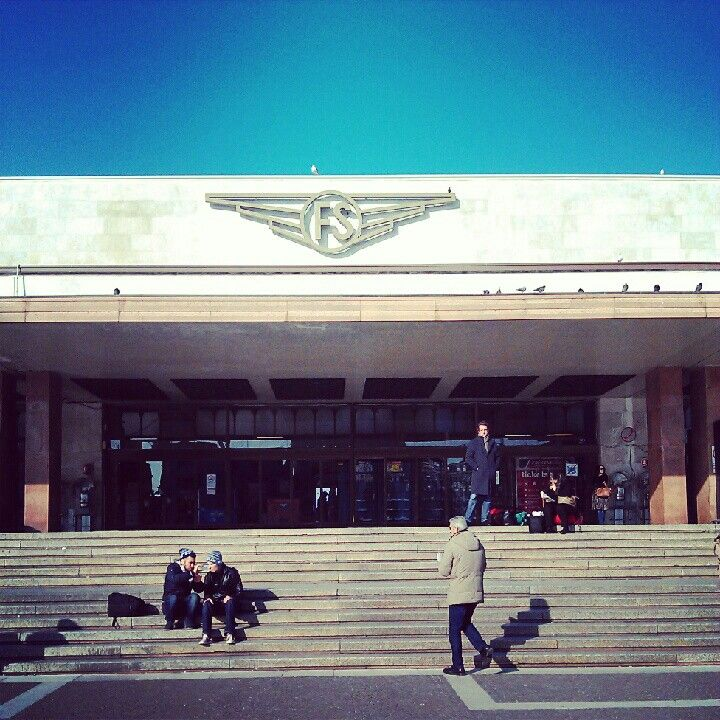 Stazione Venezia Santa Lucia en Venezia, Veneto