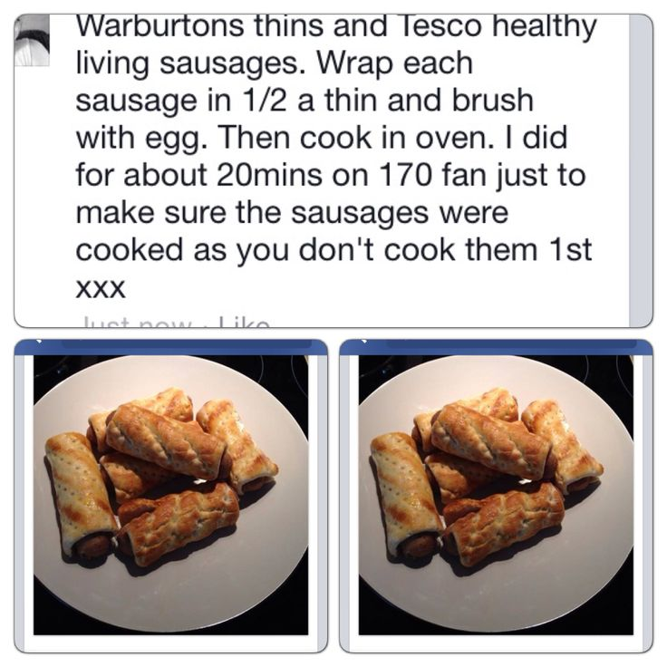 far too excited to make these!! I LOVE SAUSAGE ROLLS ❤️