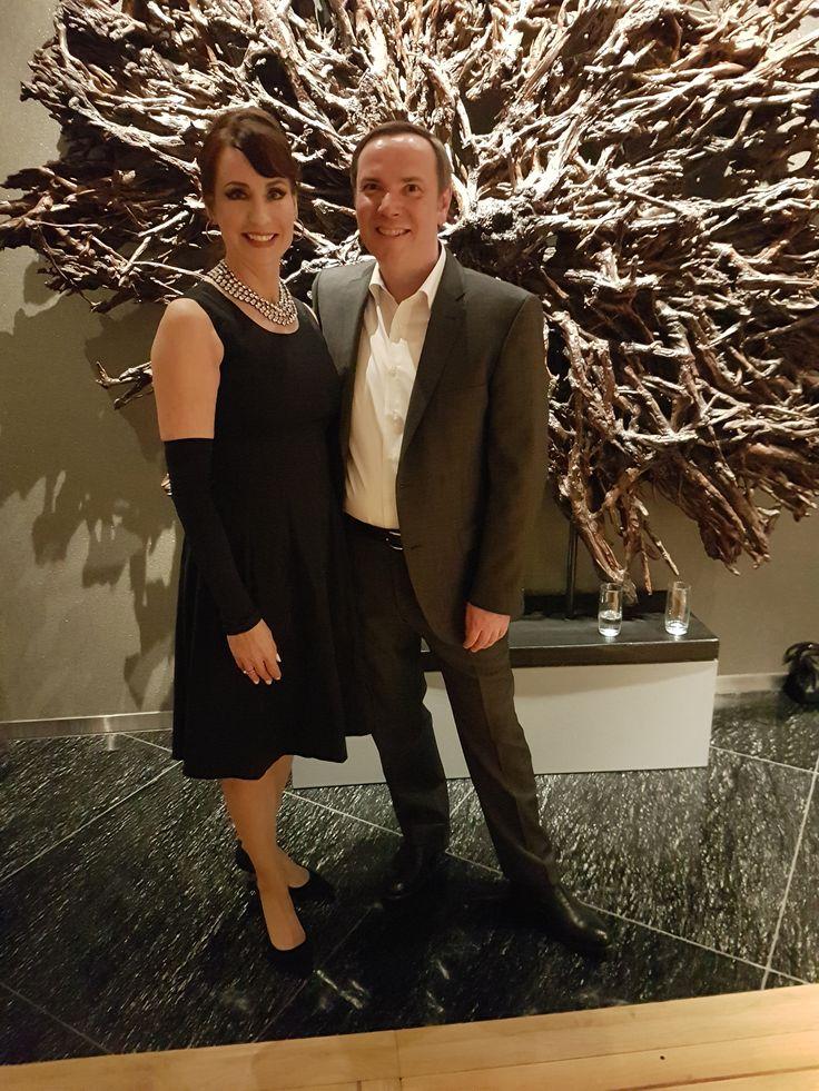 Musical Star Anna Maria Kaufmann und Mirko Pettene by Popp meets Classic
