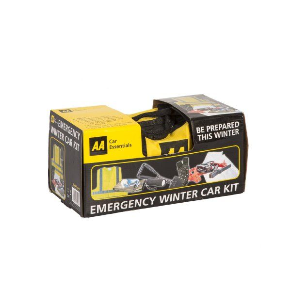 Was £34.99 > Now £22.50.  Save 36% off AA Car Essentials Emergency Winter Car Kit #2StarDeal, #Car, #CarAccessories, #Under25, #WinterCarKits, #WinterGoods
