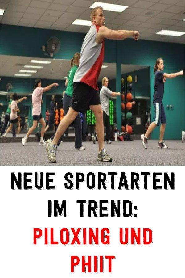 Neue Sportarten