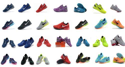 Nike Air Max 2013 - 2014 Erkek Spor Ayakkabılar