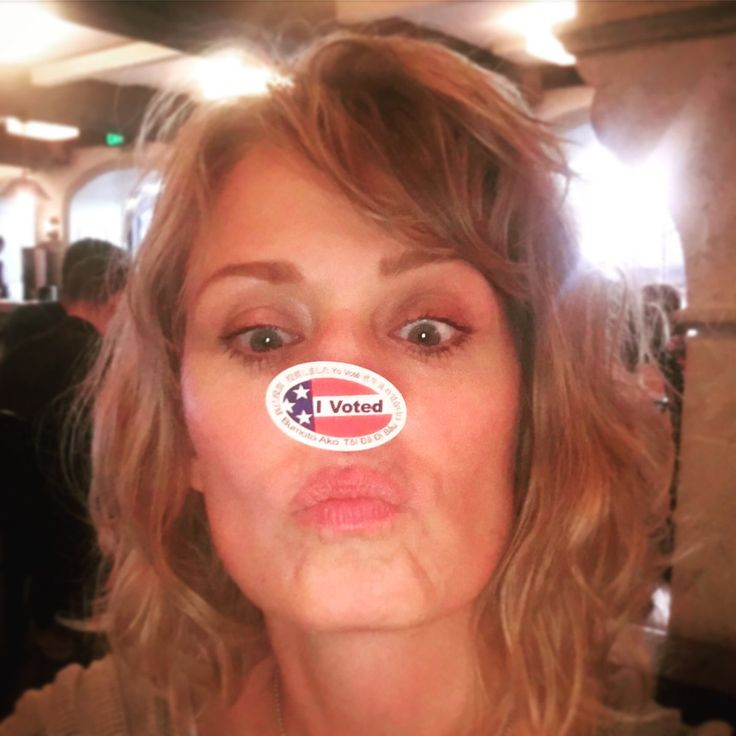 (7) Samantha Smith @SamSmithTweets   I exercised my right! And not just for President– as citizens we get to vote on so many things that affect us. #TakeCharge! #Vote!