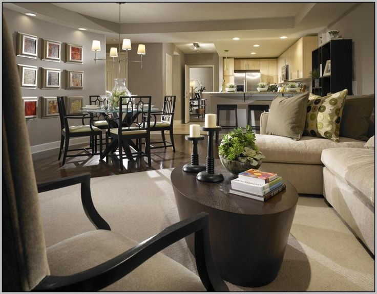 Best Furniture Choices For A Combined Living Room With Dining In 2017