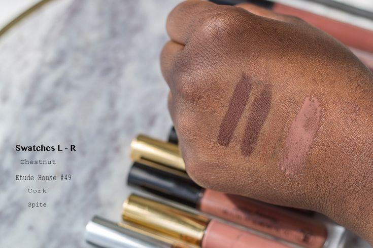 Dunkelroter Lippenstift matt | Lippenfarbe für helle Haut | Opi Lipstick 20190330 #Pinkl … – Pink lips