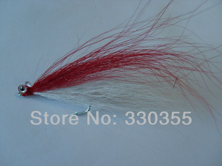 top 25 ideas about bucktail streamers on pinterest | fly shop, Fly Fishing Bait