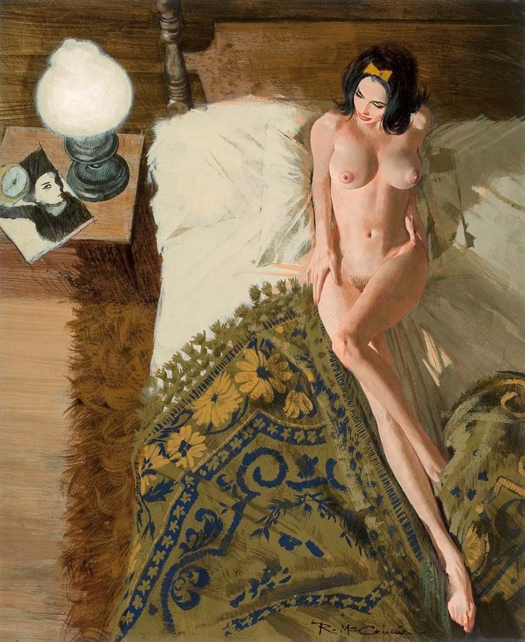 Женщины Роберта Мак-Гинниса на tut-art.ru