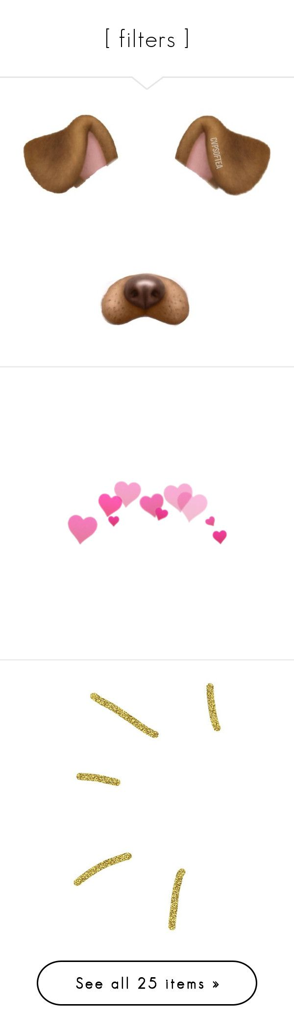 """""""[ filters ]"""" by itstepna ❤ liked on Polyvore featuring fillers, extra, emojis, fillers - brown, snapchat, backgrounds, text, quotes, effect and doodle"""