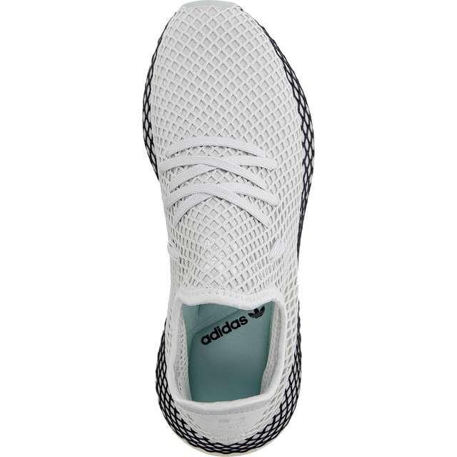 Sportowe Meskie Adidas Adidas Szare Deerupt Runner Dress Shoes Men Oxford Shoes Dress Shoes