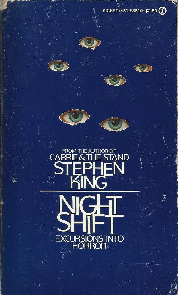 Night Shift | 11 Essential Stephen King Books