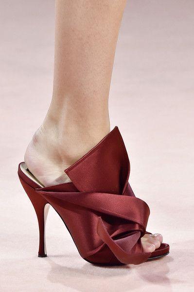 Т-каблуки чистый цвет шелковой ткани ультра-большой бант с открытым носком внешней торговли сандалии женские туфли вечерние туфли на каблуках