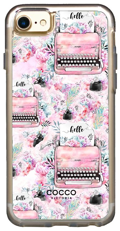 Text Me Vogue Case - iPhone 7/6S/6 - coccovictoria.com