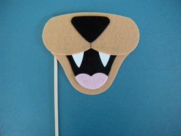 Photo booth Props. Wedding Photo Props. Mustache. Photo Props. Mustache on a Stick. Props on a Stick - Lion on a Stick