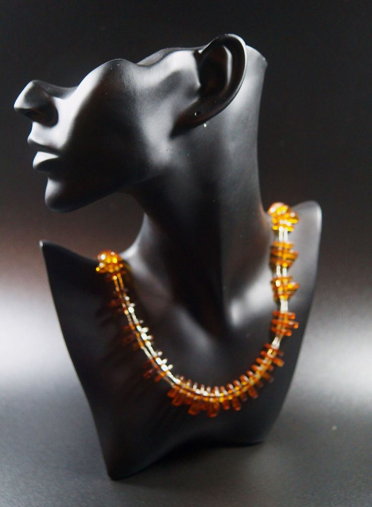 Baltic Amber & Sterling Silver