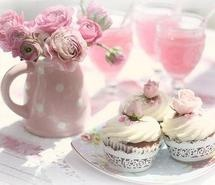 Inspiring picture cupcake, cute, dessert, drink. Resolution: 500x333 px. Find the picture to your taste!