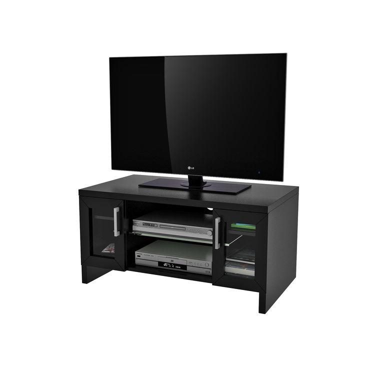 Callie Black 40-inch TV Stand (Callie 40 TV Stand)