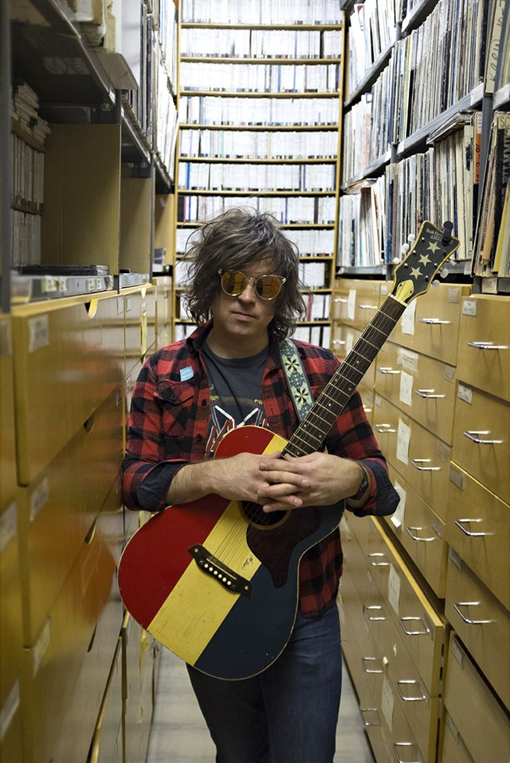 Ryan Adams (three times)